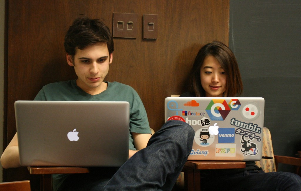 Spring 2012 Student Hackathon Coding. 3. Newer Older. Photo by @matylda