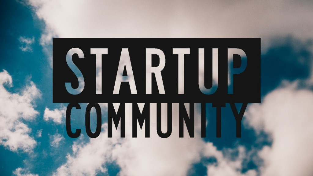 Startup community with code(love)