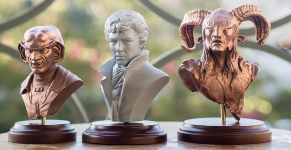 3D figurines from @polysculpture with code(love)